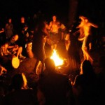 Ritualfeuerkreis
