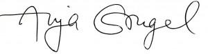 Unterschrift Homepage