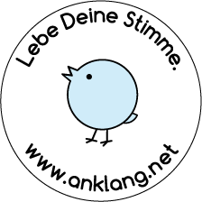 AnKlang | Logo rund